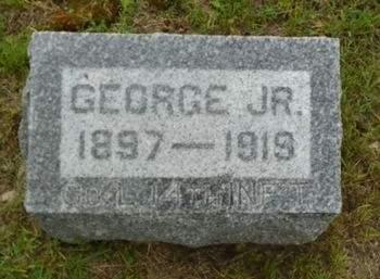 HULBERT, GEORGE JR - Clayton County, Iowa   GEORGE JR HULBERT