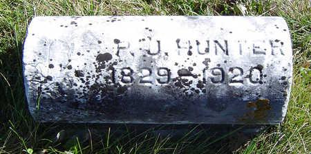 HUNTER, PHILIP J. - Clayton County, Iowa | PHILIP J. HUNTER