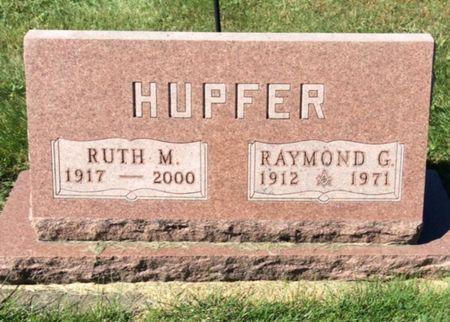 HUPFER, RUTH M. - Clayton County, Iowa | RUTH M. HUPFER