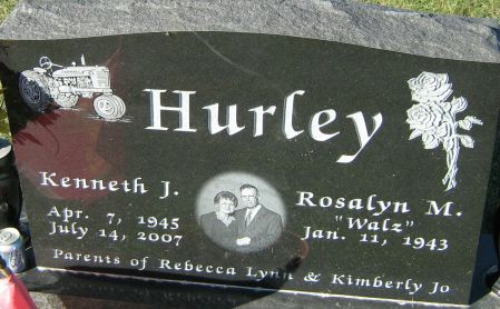 HURLEY, KENNETH J. - Clayton County, Iowa | KENNETH J. HURLEY