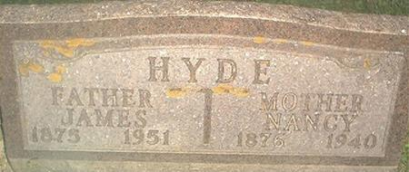 HYDE, JAMES - Clayton County, Iowa | JAMES HYDE