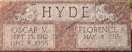 HYDE, OSCAR V. - Clayton County, Iowa | OSCAR V. HYDE