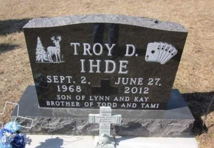 IHDE, TROY D. - Clayton County, Iowa | TROY D. IHDE