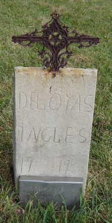 INGLES, DELORAS - Clayton County, Iowa   DELORAS INGLES