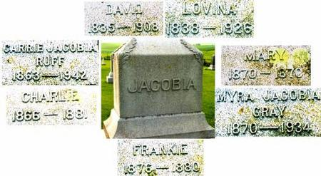 JACOBIA, FAMILY - Clayton County, Iowa | FAMILY JACOBIA