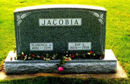 JACOBIA, RAY E. & FLORENCE A. - Clayton County, Iowa | RAY E. & FLORENCE A. JACOBIA
