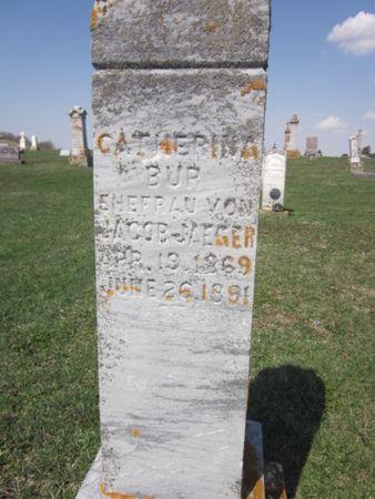 BUR JAEGER, CATHERINA - Clayton County, Iowa | CATHERINA BUR JAEGER