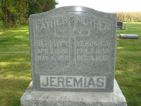 JEREMIAS, ALBERT T. - Clayton County, Iowa | ALBERT T. JEREMIAS