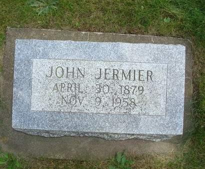 JERMIER, JOHN - Clayton County, Iowa   JOHN JERMIER