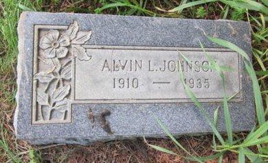 JOHNSON, ALVIN L. - Clayton County, Iowa | ALVIN L. JOHNSON