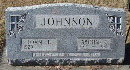 JOHNSON, ARCHIE C. - Clayton County, Iowa | ARCHIE C. JOHNSON