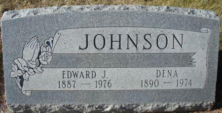 JOHNSON, EDWARD J. - Clayton County, Iowa | EDWARD J. JOHNSON