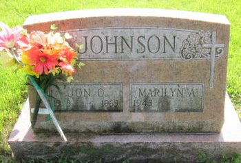 JOHNSON, MARILYN A. - Clayton County, Iowa | MARILYN A. JOHNSON
