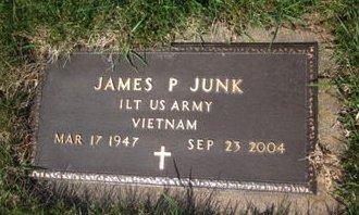 JUNK, JAMES P. - Clayton County, Iowa | JAMES P. JUNK