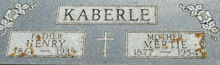 COLE KABERLE, MYRTLE