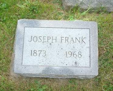 KADLEC, JOSEPH FRANK - Clayton County, Iowa | JOSEPH FRANK KADLEC