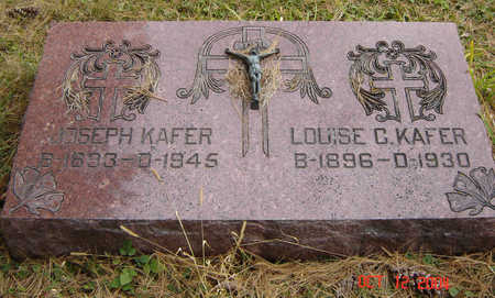 KAFER, JOSEPH - Clayton County, Iowa | JOSEPH KAFER