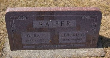 KAISER, EDWARD C. - Clayton County, Iowa | EDWARD C. KAISER