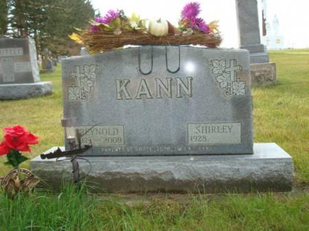 KANN, REYNOLD - Clayton County, Iowa | REYNOLD KANN