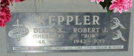 KEPPLER, ROBERT J. - Clayton County, Iowa   ROBERT J. KEPPLER