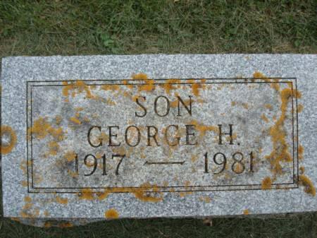 KIESTER, GEORGE H. - Clayton County, Iowa | GEORGE H. KIESTER