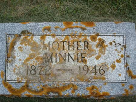 KIESTER, MINNIE - Clayton County, Iowa | MINNIE KIESTER