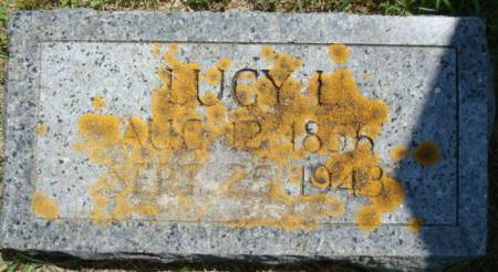 KINSLEY, LUCY L - Clayton County, Iowa   LUCY L KINSLEY