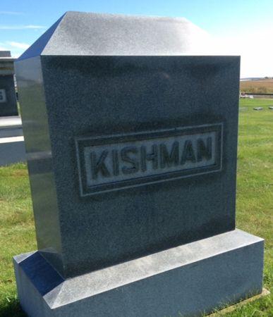 KISHMAN, HARRIET - Clayton County, Iowa   HARRIET KISHMAN