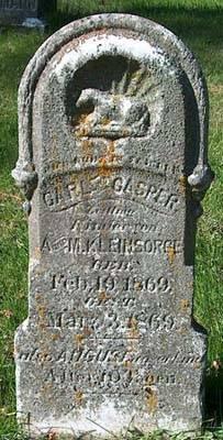 KLEINSORGE, CASPER - Clayton County, Iowa   CASPER KLEINSORGE