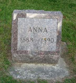 KLIMA, ANNA - Clayton County, Iowa | ANNA KLIMA
