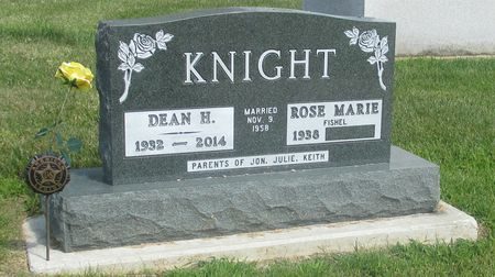 FISHEL KNIGHT, ROSE MARIE - Clayton County, Iowa | ROSE MARIE FISHEL KNIGHT