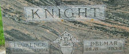 LATHROP KNIGHT, FLORENCE G. - Clayton County, Iowa   FLORENCE G. LATHROP KNIGHT