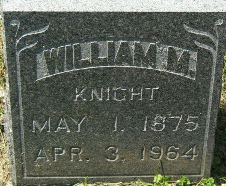 KNIGHT, WILLIAM MYRON