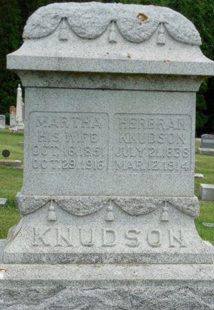 KNUDSON, MARTHA - Clayton County, Iowa | MARTHA KNUDSON