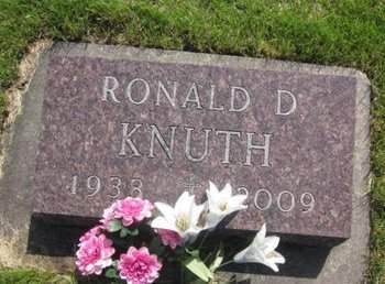 KNUTH, RONALD D. - Clayton County, Iowa | RONALD D. KNUTH