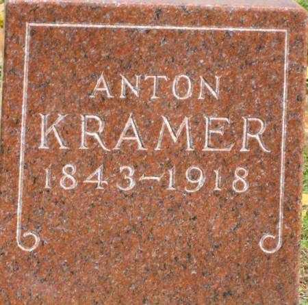 KRAMER, ANTON - Clayton County, Iowa | ANTON KRAMER