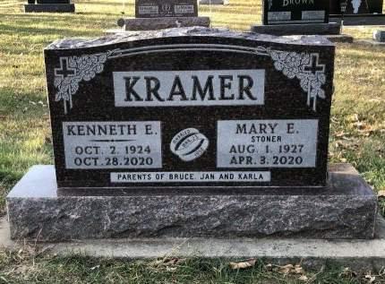 KRAMER, KENNETH EDWIN - Clayton County, Iowa | KENNETH EDWIN KRAMER