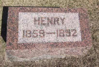 KREGEL, HENRY - Clayton County, Iowa | HENRY KREGEL