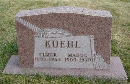KUEHL, MADGE - Clayton County, Iowa | MADGE KUEHL