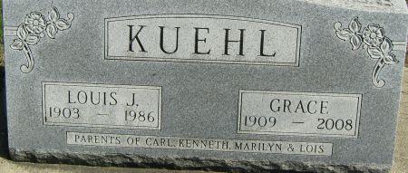 KUEHL, LOUIS J. - Clayton County, Iowa | LOUIS J. KUEHL