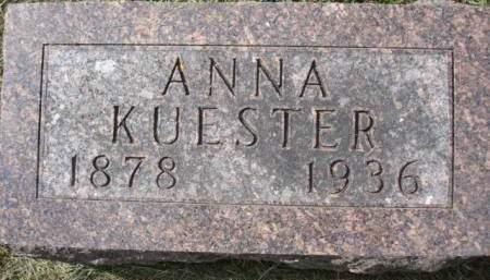 KUESTER, ANNA - Clayton County, Iowa | ANNA KUESTER