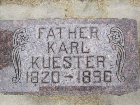 KUESTER, KARL - Clayton County, Iowa | KARL KUESTER
