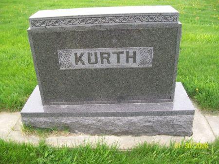 KURTH, FAMILY MONUMENT - Clayton County, Iowa | FAMILY MONUMENT KURTH