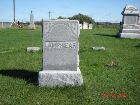 LAMPHIEAR, FAMILY STONE - Clayton County, Iowa | FAMILY STONE LAMPHIEAR