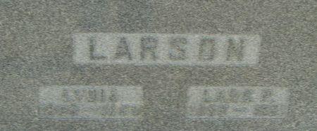 LARSON, LYDIA - Clayton County, Iowa   LYDIA LARSON