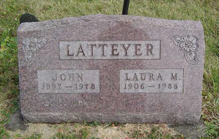 LATTEYER, JOHN - Clayton County, Iowa | JOHN LATTEYER