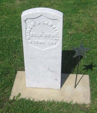 LAWRENCE, HARLOW J. - Clayton County, Iowa | HARLOW J. LAWRENCE
