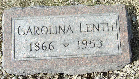 LEMKIE LENTH, CAROLINA - Clayton County, Iowa | CAROLINA LEMKIE LENTH