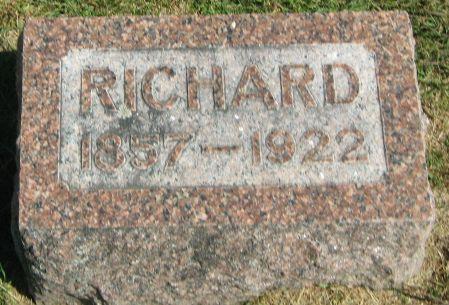 LEONARD, RICHARD - Clayton County, Iowa | RICHARD LEONARD