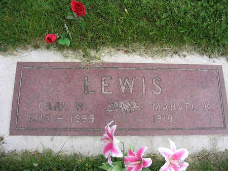 LEWIS, CARL - Clayton County, Iowa | CARL LEWIS